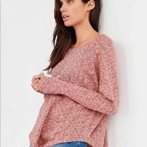 BDG Tops - BDG Urban Outfitters Tyler slubby knit pullover